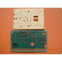 Buy Black Legend Single Sided PCB Manufacturer / Single Layer FR4 LED PCB at wholesale prices
