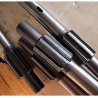 Quality T38 T45 Hd 609 Forging Drill Shank Adapter Customized Color For Underground Mining for sale