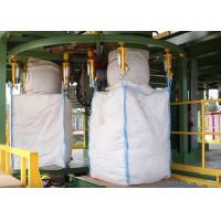 Quality Belt Type FIBC / Jumbo Bag / Bulk Bag Filling Machine 15-30 bag/h for sale