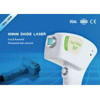 Quality Salon Beauty 808nm Diode Laser Hair Removal Machine 10 - 400ms Pulse Duration for sale