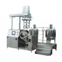 Quality TFZRJ Series Vacuum Emulsifying Mixer for sale