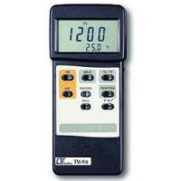 Quality Electronic Testing Equipment Low Power LCD Display TM916 Dual Therometer for sale