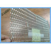 Quality Galvanized Plate Wall Plaster Expanded Metal Lath with Diamond Hole for sale