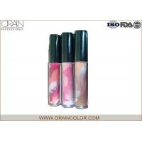 Quality Pretty Girl Moisturizing Cosmetics Lip Gloss in Painting Bottle for Lip makeup for sale
