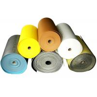Quality Sound Absorption Thermal Insulation Foam Light Weight Polyolefin Soft Foam for sale