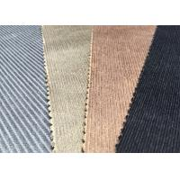 Quality 32W 34W 35W Velveteen Fabric 97 Cotton 3 Spandex Fabric 60*60 90*88 for sale