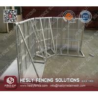 Quality Aluminium Concert Stage Barrier for sale