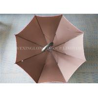Quality Full Fiberglass Promotional Gifts Umbrellas With Printed Logo Hydrophobic for sale