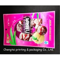 Quality Plastic Dried Fruit Bags With Tear Notch Dried Fruit Packaging Pouches for sale