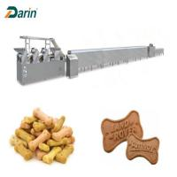Buy cheap SS Biscuit Processing Machine , Pet Food Manufacturing Line For Variety Of from wholesalers