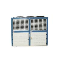 Quality Bitzer Industrial Refrigeration Unit Small Vibration Large Cooling Capacity for sale