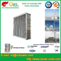 Quality Non Pollution Plate Type Air Preheater For Boiler , APH In Power Plant for sale