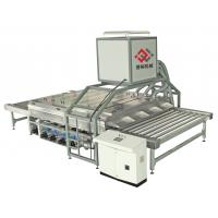 Quality Solar Energy Glass Washing Machine  And Drying Machine After Glass Coating for sale
