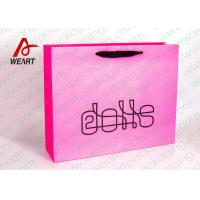 Funny Logo Printed Personalized Paper Gift Bags For Party 38 X 18 X 25cm