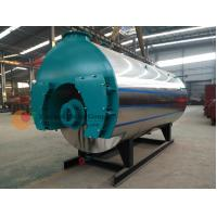 Quality Small Size Gas Fired Hot Water Boiler / Fire Tube Boiler And Water Tube Boiler for sale