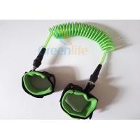 Quality Translucent Green Toddler Safety Harness Children Anti Lost Harness Strap for sale