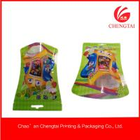 Quality Small Snack / powder Packaging Use Shaped Pouches With Heat Sealing for sale