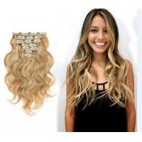 Buy Affordable 26'' 28'' 30'' European Virgin Hair 100 Human Hair Extensions at wholesale prices