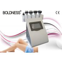 Quality Portable 5 IN 1 Cavitation Rf Vacuum Machine , Skin Tightening / Weight Loss Machine for sale