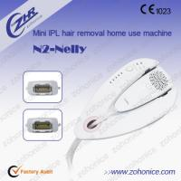 Quality Professional Portable IPL Hair Removal Machines For Home Use With 10,0000 Flash for sale