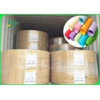 Buy FSC Approved 70G 80G Purple Woodfree Paper Colored For Making DIY Paper - Cut at wholesale prices