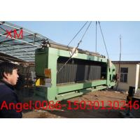 Buy cheap 80*100 Automatic Hexagonal Wire Mesh Machine /Gabion Box Machine from wholesalers