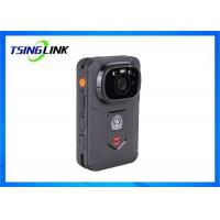 Quality 4G Wireless Body Worn Camera For Police Law Enforcement Security Guard for sale