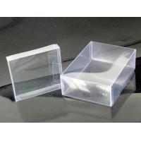 Quality PVC clear box customized size manufacture in China cheap price for sale