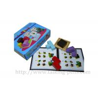 China Turning Blcok 3D Kids Learning Toys / Creative Wooden Toys Customized on sale