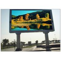 Quality Advertising Digital SMD LED Display with Multi language Die Cast Aluminum Cabinet for sale