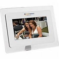 Quality 7 Inch Digital Photo Frame With Remote Control 800 x 480 Resolution for sale