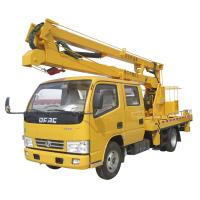 China Euro III Dongfeng Diesel 12m Hydraulic Aerial Bucket Truck (CLW5040) on sale