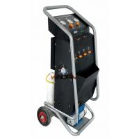 Quality 2 Wheel Oil Less Refrigerant Recovery Unit with 1L Vacuum Pump Manual Operation for sale