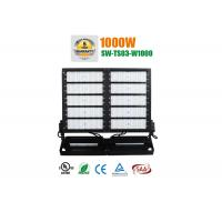 Buy cheap 150lm / w 1000w outdoor led spotlights with  5050 led chip 2700-7000K from wholesalers