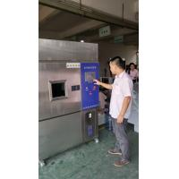Quality Environmental Xenon Weathering Test Chamber Equipment With LCD Touch Screen for sale