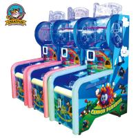Buy cheap Indoor Ticket Redemption Machine Ball Shooting Game Machine For Kids from wholesalers