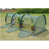 Quality Modern Portable Garden Shade Netting , Pop Up Fruit Cage Grow Tunnel Customized Each in an oxford 12 KGS for sale