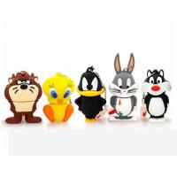 Quality animal 4G Daffy 8G Duck 16G Bugs Bunny Crow Lion cat  Pendrive Memory Stick for sale