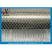 Quality Hot Dipped Galvanized Hexagonal Wire Mesh With Iso90000 / 2008 Certificate for sale