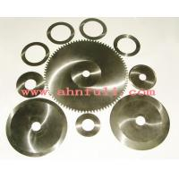 Quality tct saw blades for cutting steel and iron for sale