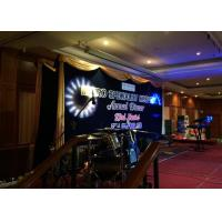 Quality 1R1G1B P3.9 Indoor SMD LED Display Full Color Event Use 500*500mm Cabinet for sale