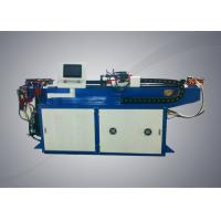 Pipe Bending Equipment  , 2 Axis Steel Pipe Bending Machine For Motorcycle Fittings Processing