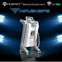 Quality high intensity focused ultrasoundfactory price hifu machine hot sele in Europe for sale