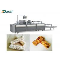 Energy Cereal Bar Molding Bar Forming Machine Different Sizes And Shapes