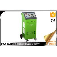 China Semi Automatic Refrigerant Recovery Recycle Evacuation And Recharge Machine For Car on sale