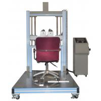 Quality LCD Counter Furniture Testing Machines , Chair Backrest Durability Testing Machine for sale