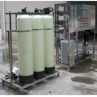 Quality Ultrafiltration UF Plant For Industrial Water Treatment , Spring Water Bottling Plant for sale