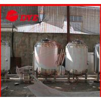 Buy Small Insulated Stainless Steel Hot Water Tank For Laboratories / Hotels at wholesale prices