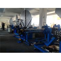 Quality Two Moulds Spiral Tube Forming Machine  With Roll Shearing For House Ventilation for sale