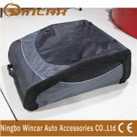 Quality Double Side Roof Top Cargo Bag 1680D Oxford fabric with metal bracket holder for sale